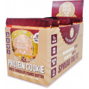 Buff Bake Cookies 12 Pack White Chocolate Peanut Butter
