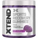 Scivation Xtend Sports Recovery Gummies 60 Gummies Berry Blast