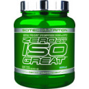 Scitec Nutrition Zero IsoGreat 40 Servings Vanilla