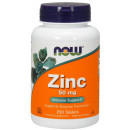 NOW Foods Zinc Gluconate 50MG 250 Tablets