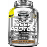 MuscleTech Platinum 100% Beef Protein 3lbs Double Dutch Chocolate