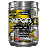 MuscleTech Vapor X5 Next Gen 60 Servings Fruit Punch