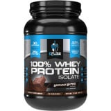 eFlow Nutrition 100% Whey Protein Isolate 30 Servings Brownie Batter