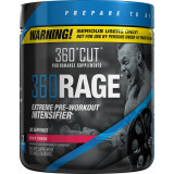 360CUT 360RAGE 30 Servings Fruit Punch
