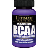 Ultimate Nutrition Massive BCAA 60 Capsules