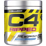 Cellucor C4 Ripped 60 Servings Icy Blue Razz