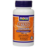 NOW Foods 7-Keto LeanGels - 60 Softgels