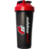 ProSupps Alpha All Day Shaker 28oz Black w/Red Top