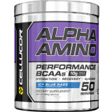 Cellucor Alpha Amino 50 Servings Icy Blue Razz
