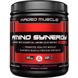 Kaged Muscle Amino Synergy + Caffeine 30 Servings Raspberry Lemonade