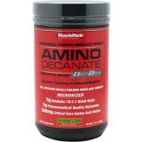 MuscleMeds Amino Decanate - 30 Servings Citrus Lime