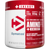 Dymatize Amino Pro 30 Servings Fruit Punch (Caffeinated)
