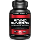 Kaged Muscle Amino Synergy 120 Vegetable Capsules