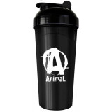 Universal Animal Shaker Cup 25oz  Black/White