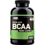 ON BCAA 1000, 400 Caps