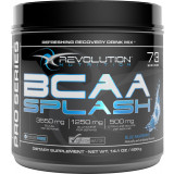 Revolution Nutrition BCAA Splash 73 Servings Blue Raspberry
