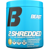 Beast 2 Shredded Powder, 45 Serving