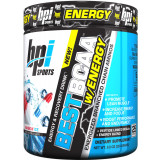 BPI Sports Best BCAA W/Energy 25 Servings Rainbow Ice