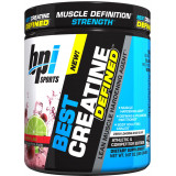 BPI Sports Best Creatine Defined 40 Servings Cherry Lime