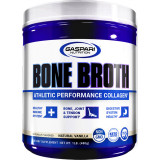 Gaspari Bone Broth Athletic Collagen 30 Servings Vanilla