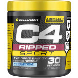 Cellucor C4 Ripped Sport 30 Servings Arctic Snow Cone