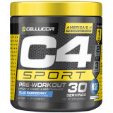 Cellucor C4 Sport 30 Servings Blue Raspberry