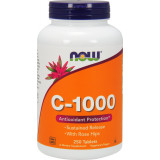 NOW Foods C-1000 250 Tablets
