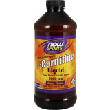NOW Liquid L-Carnitine - Triple Strength