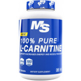 Muscle & Strength Nutrition 100% Pure L-Carnitine 180 Tablets
