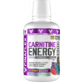 Finaflex Carnitine Energy 1500mg 30 Servings Gummy Bear