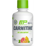 MusclePharm Carnitine Liquid Citrus