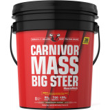 MuscleMeds Carnivor Mass 10lbs Chocolate Fudge