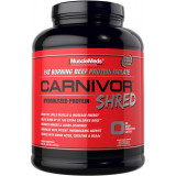 MuscleMeds Carnivor Shred 4lbs Chocolate