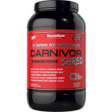 MuscleMeds Carnivor Shred 2lbs Chocolate