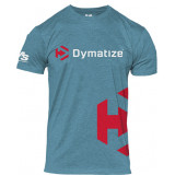 Dymatize And M&S T-Shirt Medium Blue