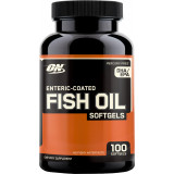 ON Fish Oil Softgels - 100 Softgels