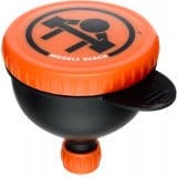 Muscle Beach Nutrition Supplement Funnel Orange/Black