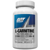 GAT Essentials L-Carnitine 60 Capsules