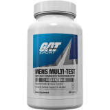 GAT Essentials Men's Multi +Test 60 Tablets