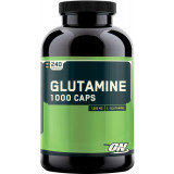 ON Glutamine 1000, 240 Capsules