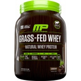 MusclePharm Grass-Fed Whey 28 Servings Chocolate