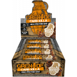 Grenade Carb Killa Protein Bars Box of 12 Caramel Chaos