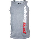 ProSupps Vertical Tank Small Heather Grey