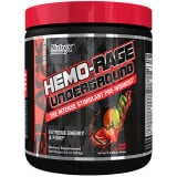 Nutrex Hemo-Rage Under Ground 30 Servings Fruit Punch