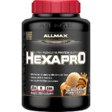 AllMAX HexaPro Protein Blend 5lbs Chocolate Peanut Butter