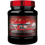 Scitec Nutrition Hot Blood 3.0  41 Servings Orange Juice