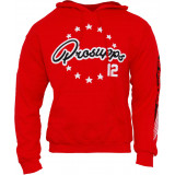 ProSupps I AM HYDE Hoodie Small Red