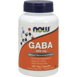 NOW GABA with Vitamin B6