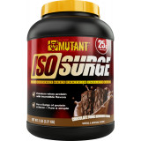 Mutant Iso Surge Whey Protein 5lbs Chocolate Fudge Brownie