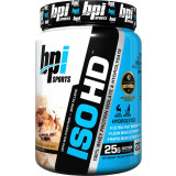 BPI Sports ISO HD - 1.7lbs Peanut Butter Candy Bar